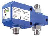 Strömungswächter Luft kompakt inline/ Air flow controller compact inline